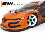 MW RC Products TPRO GT3 Touring Car Karo 1/10