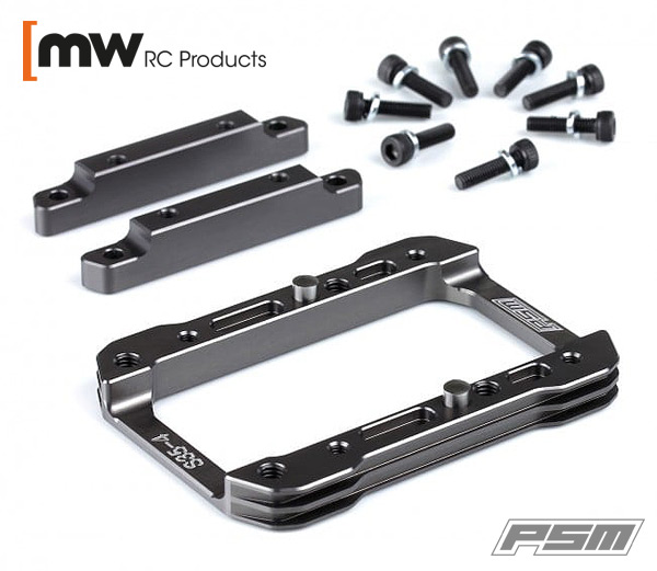 MW RC Products S35-4 FC / V2 Motorhalterung by PSM