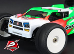 MW RC Products SWORKz S35-T2 1/8 Pro Nitro Truggy Kit