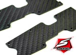 MW RC Products Carbon Unterarmabdeckung back