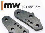 MW RC Products Lenkhebelset Carbon ´Elliott Boots