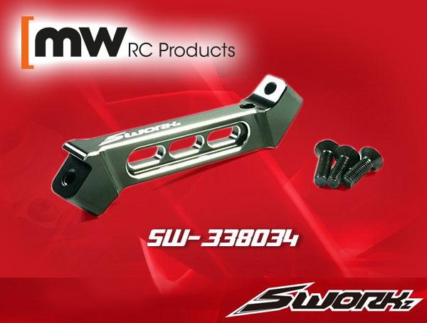MW RC-Cars Neue Chassisstrebe für S35-3