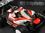 MW RC Products SWORKz 1/8 Karo VISION Nitro