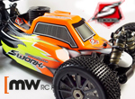 MW RC Products SWORKz Apollo 1/8 Nitro Pro Buggy RTR