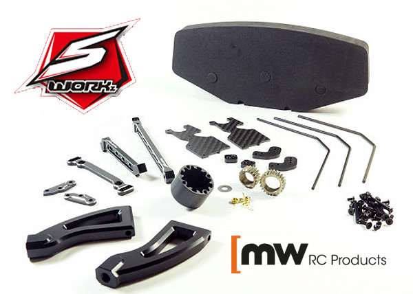 MW RC Products SWORKz IFMAR´20 WM GT Package