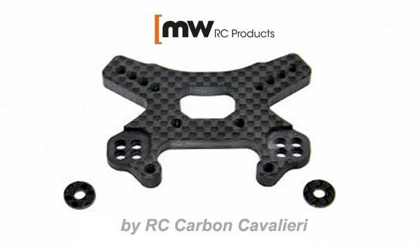 MW RC Products Cavalieri Dämpferbrücken für S14-3