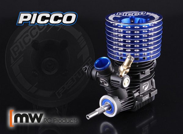 MW RC Products PICCO P3TT.21 Ceramic Off Road