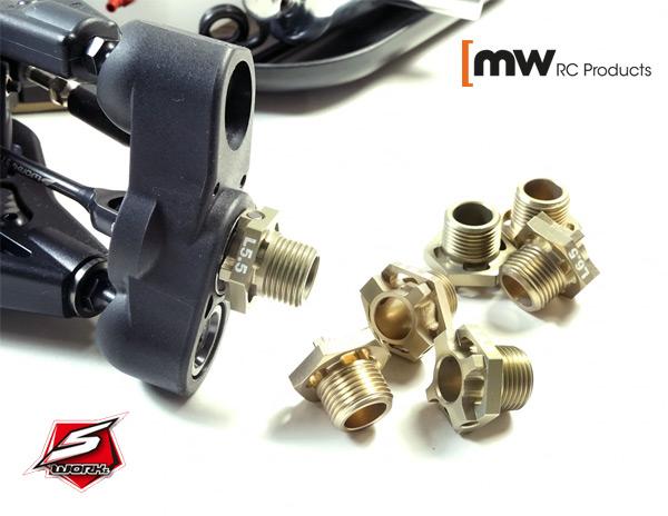 MW RC Products SWORKz Radmitnehmer Light