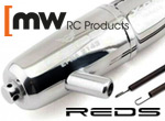 MW RC Products REDS X-ONE Torque 2143 Tuningrohr