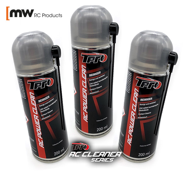 MW RC Products TPRO RC Power Clean 200ml