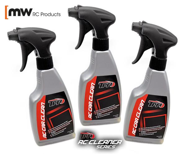 MW RC Products TPRO RC Car Clean 500ml