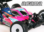 Nemo Racing Agama A319E E-Buggy-Kit 1:8