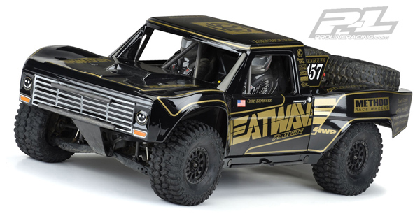 Pro-Line 1967 Ford F-100 Heatwave Edition
