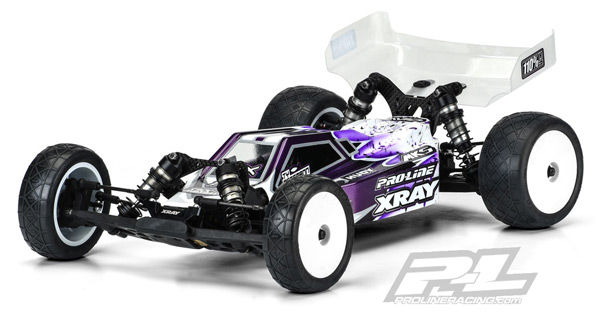 Pro-Line Axis Light Clear Body (XB2)