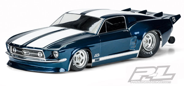 Pro-Line ´67 Ford Mustang Drag Car Body