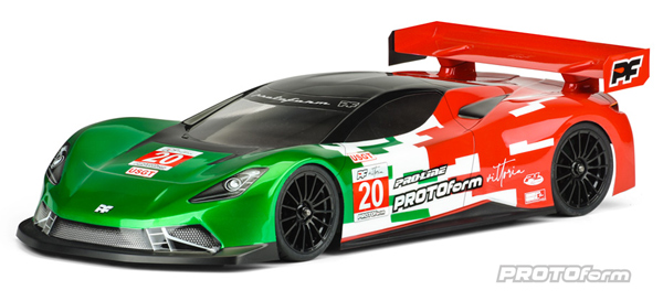 PROTOform Vittoria GT für 190mm TC