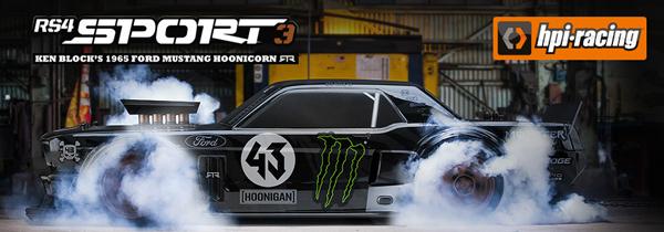 Ripmax ´65 Ford Mustang Hoonicorn
