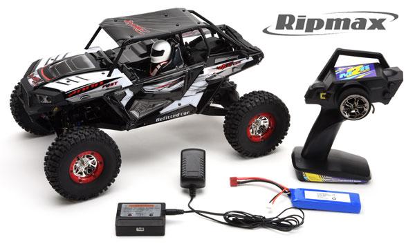 Ripmax FAST 2000 1:10 4WD Rock Crawler