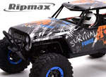 Ripmax Survival 1:10 4WD Rock Crawler