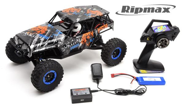 Ripmax Survival 1:10 4WD Rock Crawler