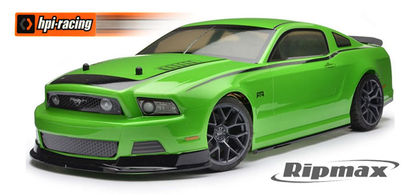 Ripmax HPI E10 Ford Mustang RTR