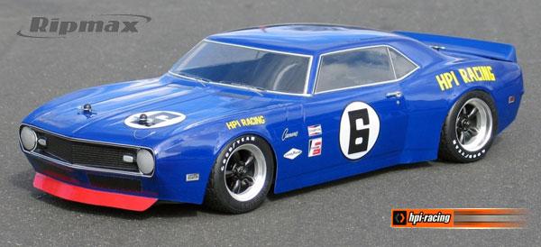 Ripmax 1968 Chevrolet Camaro Karo 200mm