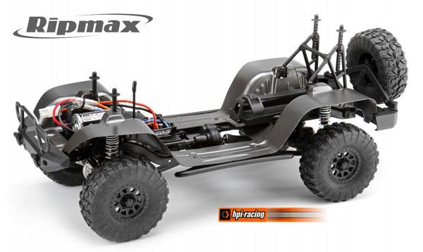 Ripmax Universelle Radhäuser (Venture)