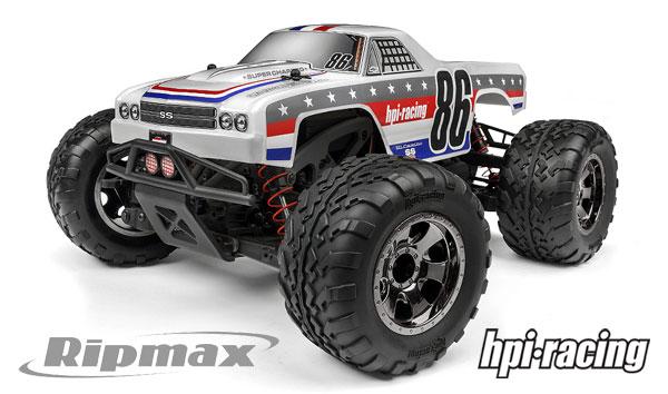 Ripmax HPI Savage XS Flux EL Camino