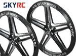 Robitronic SKYRC Set-Up Wheels 1/10