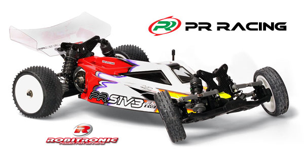Robitronic PR Racing 2WD V3-VM Evo 2019