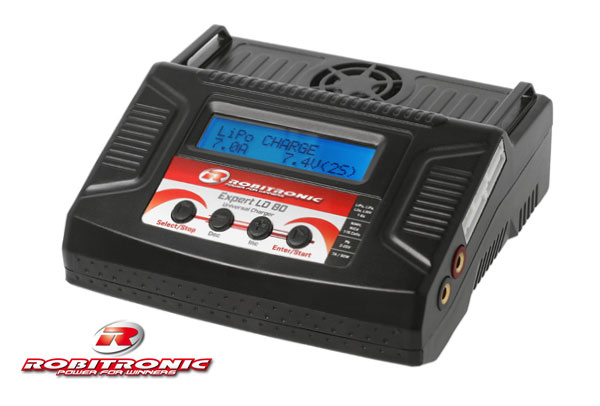 Robitronic Expert LD 80 Ladegerät