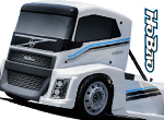 Robitronic Hyper EPX Semi Truck OnRoad ARR