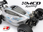 Robitronic MCD RR5 Factory Team Chassis
