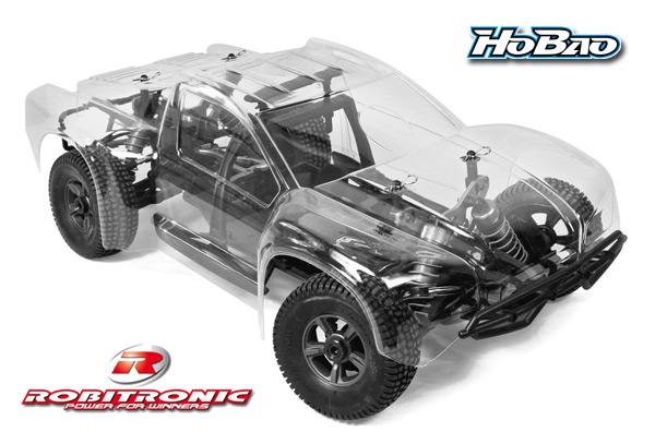 Robitronic Hobao Hyper 8SCE 1/8 ARR Roller