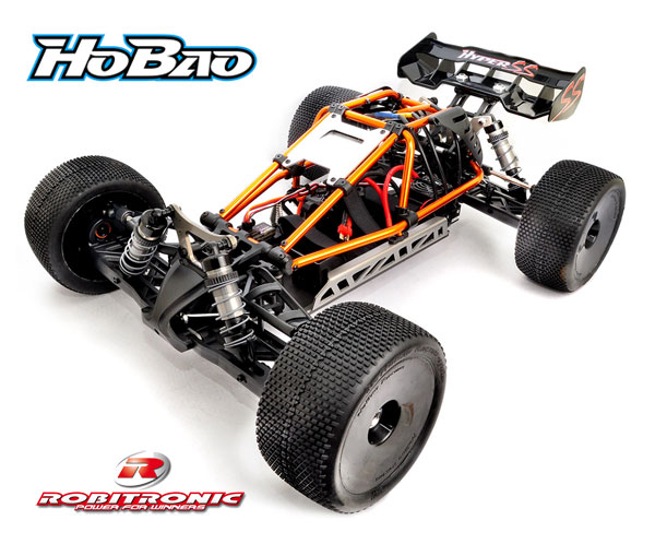 Robitronic Hyper Cage Buggy El 1/8 150A 6s RTR