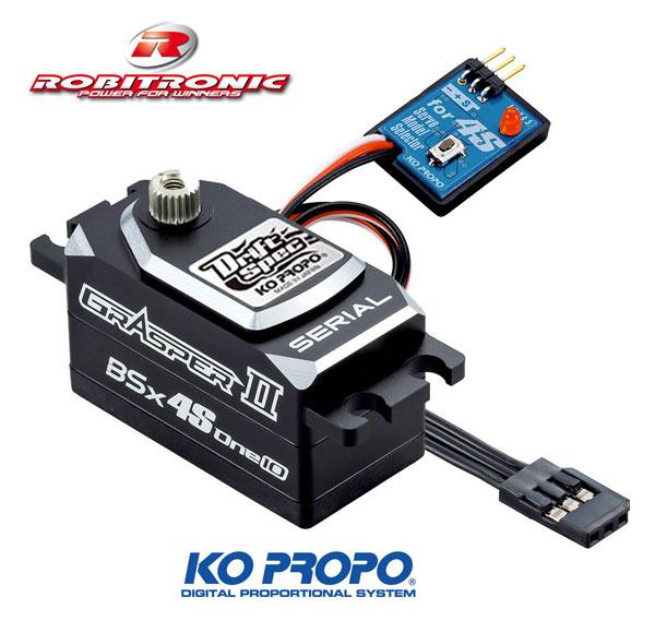 Robitronic KoPropo Grasper 2 Drift Spec