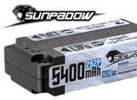 Robitronic Sunpadow Platin 5400mAh 120C/60C