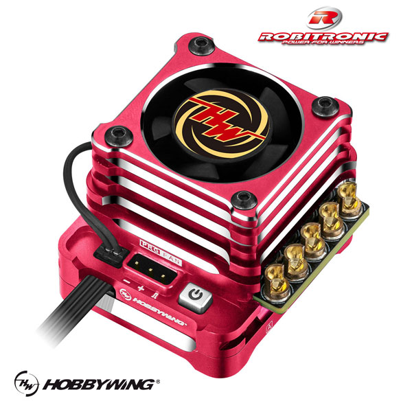 Robitronic Xerun XD10 Pro Rot Drift BL Regler
