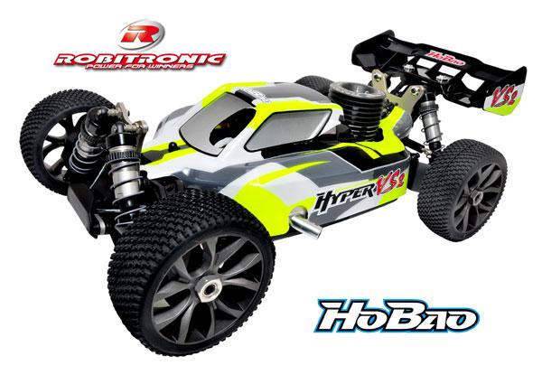Robitronic Hobao Hyper VS2 Nitro Buggy 30 1:8