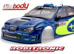 Robitronic Subaru Impreza WRC 2007 195mm RTU