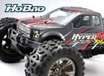 Robitronic Hyper 6s Monster Truck BL 1/8