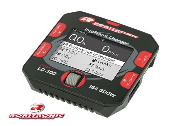 Robitronic Expert LD 300 LiPo 1-6s 16A 300W DC