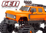 Robitronic CEN Ford B50 MT 4WD Solid Axle