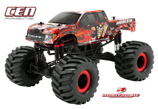 Robitronic CEN HL150 MT 4WD Solid Axle