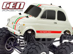 Robitronic CEN Fiat Abarth 595 MT 2WD 1/12
