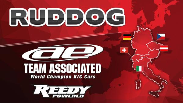 RUDDOG Distribution Asso und Reedy goes RUDDOG