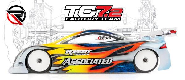 RUDDOG Distribution TC7.2 Factory Team Kit