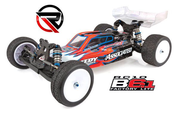 RUDDOG Distribution RC10B6.1 Factory Lite