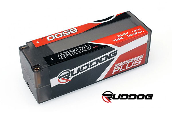 RUDDOG Distribution Ruddog  4S Graphene Plus LiHV