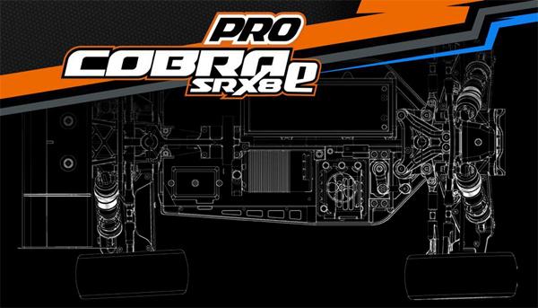 Serpent Cobra SRX8e Pro coming soon